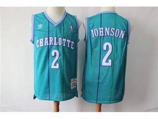 New Orleans Hornets 2 Frank Jackson Basketball Jersey Green Retro