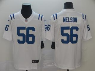 Indianapolis Colts 56 Quenton Nelson Football Jersey Legend White