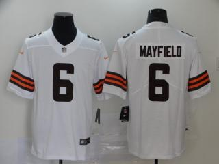 2020 Cleveland Browns 6 Baker Mayfield Football Jersey Legend White