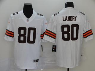 2020 Cleveland Browns 80 Jarvis Landry Football Jersey Legend White