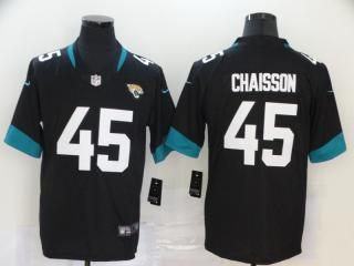 Jacksonville Jaguars 45 K'Lavon Chaisson Football Jersey Legend Black