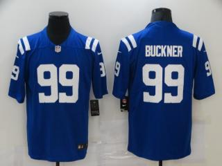 Indianapolis Colts 99 DeForest Buckner Football Jersey Legend Blue